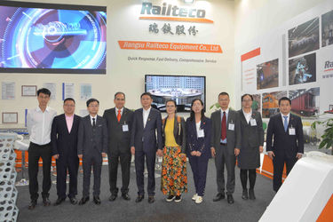 Китай Jiangsu Railteco Equipment Co., Ltd. Профиль компании